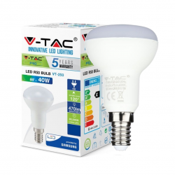 VTAC LAMPADINA LED 6W E14...