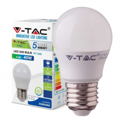 VTAC LAMPADINA LED SFERA...