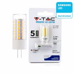 VTAC LAMPADINA LED 3,2W G4...