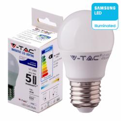 VTAC LAMPADINA LED SFERA 7W...