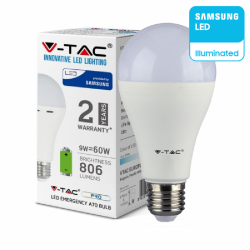 VTAC GOCCIA LED 9W A65...