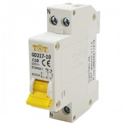 TOT MAGNETOTERMICO 1P N/10A...